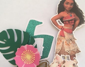 Moana |Luau | Hawaiian Topper