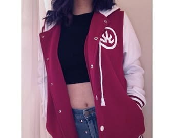 Voltron: Legendary Defender Inspired Paladin Varsity Jacket (Keith)