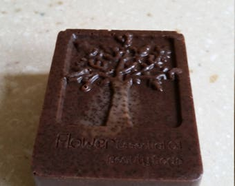 Chocolate and Coconut Goats Milk Soap 489