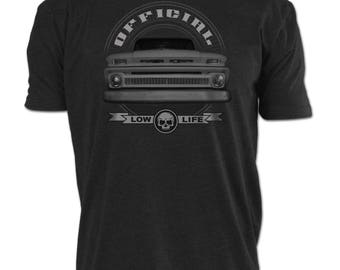 Chevy C10 Truck T-shirt -Low Life