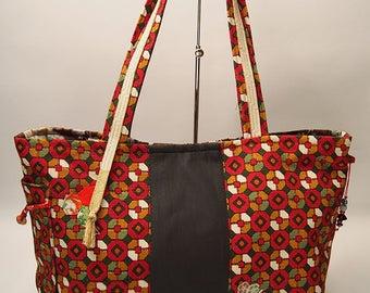 Tote Vintage Obi Bag
