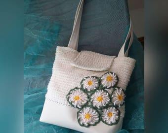 Shoulder bag floral Luminda