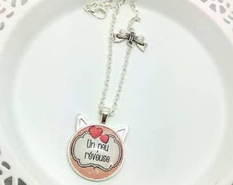 """A little dream"" necklace"