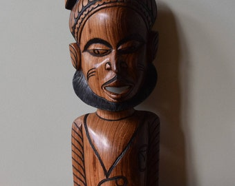Authentic African Carving