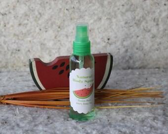 All Natural Body Spray