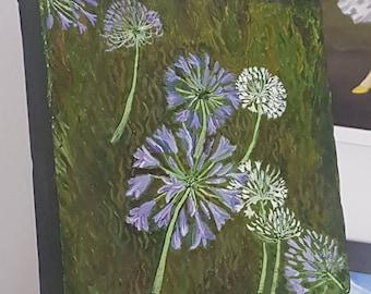flowers nature decoration canvas oil painting