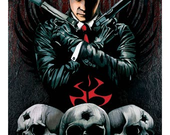 Agent 47 Hitman - PRINT