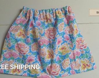 Bright floral size 6