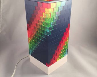 "LEGO® Lamp ""Arcobaleno"""