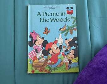 Walt Disney's A Picnic in the Woods