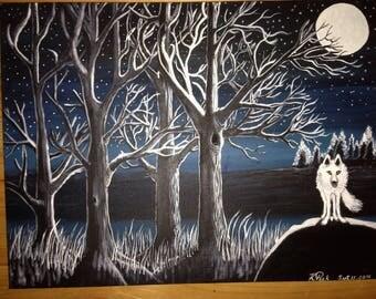 Waheela - White Wolf