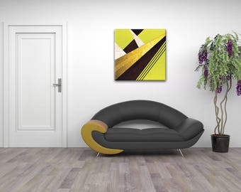 Painting abstract, abstract, digital art