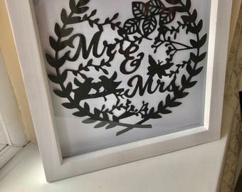 Mr & Mrs Paper Art