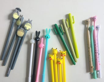 Sets of 4 cool pens