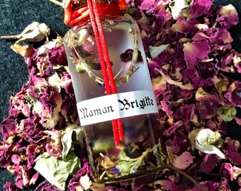 Oil Maman Brigitte Hoodoo 25 ml spell ritual altar