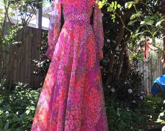 Blossom gown