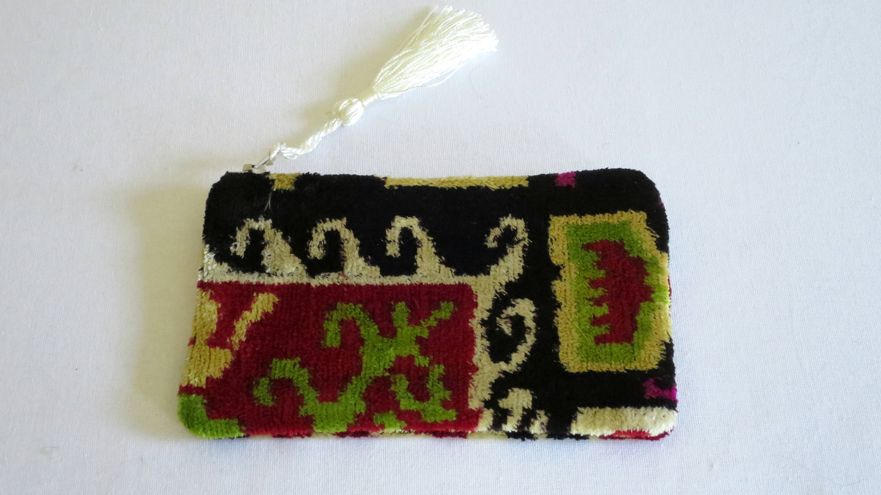 business card case playing cards fabric case credit card purse
