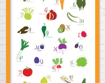 8 x 10 in TO DOWNLOAD - Alphabet - ABC-Book
