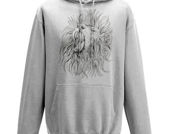 Lion Hoodie Design