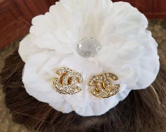 Original Vintage Chanel Earrings