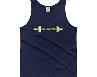 My Stress Relief - Gym Fitness Bodybuilding Weightlifting Workout Men's Muscle Tank top