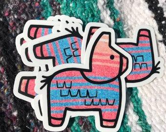 Piñata Sticker