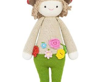 Adorable Cute Amigurumi Handmade Doll