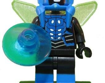 Blue Beetle (LEGO Compatible)