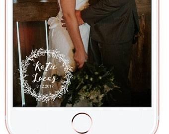 Wedding Snapchat Geofilter #7