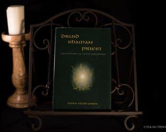 Druid Shaman Priest - Metaphors of Celtic Paganism