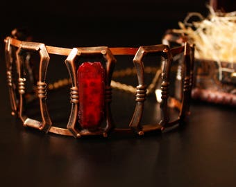 Melisandre Ruby Choker Necklace Game Of Thrones Replica Cosplay