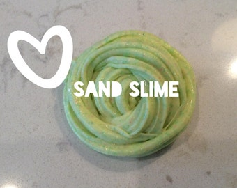 Yellow Sand Slime