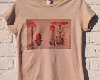 Magic Mushroom - Woman's T-shirt