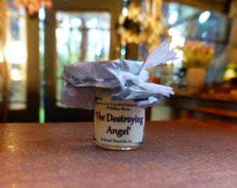 Miniature Vial of 'The Destroying Angel'
