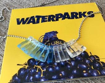 Waterparks Awsten Knight Entertainment era necklace