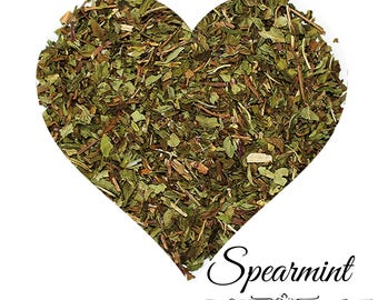 Spearmint Dried Herb 75g
