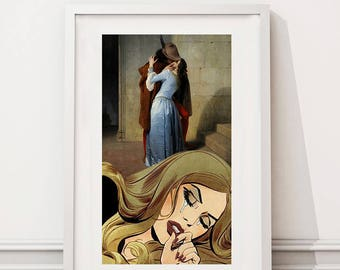 Francesco Hayez/Pop Art