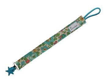 Pacifier Liberty Betsy turquoise