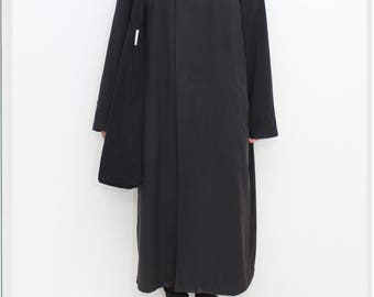 Long Tote Bag Black