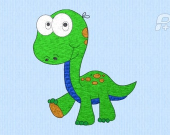 Dinosaur 5x7-4x4 Embroidery Design-Reading Pillow Design- INSTANT DOWNLOAD