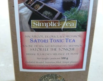 Satori Tonic Herbal Tea Blend