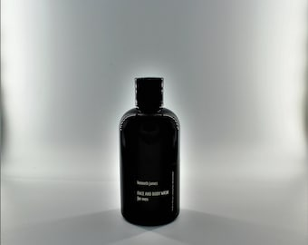 Kenneth James: Face and Body Wash for Men