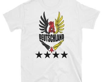 Germany Soccer Shirt Deutschland World Cup