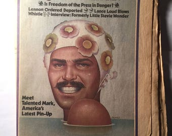 Rolling Stone Magazine April 26, 1973