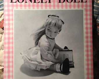 The Lonely Doll Story and Photography by Dare Wright 1957