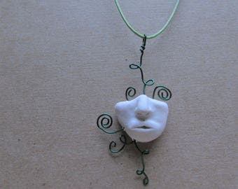 Face Necklace 6
