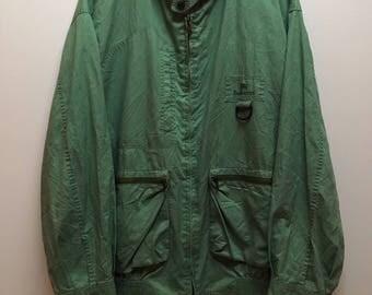 Vintage Burberrys London Coach Tactical Jacket Windbreaker
