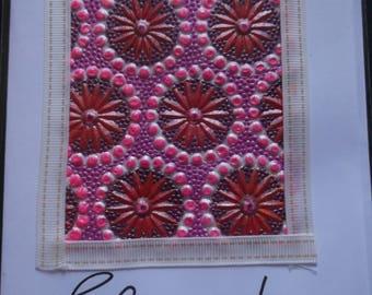 Handmade card - Thanks