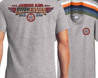 American Made Exterminator T-Shirt, American exterminators shirt, pest control shirt, USA shirt.
