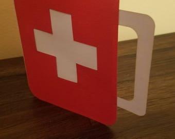 First Aid Kit Card